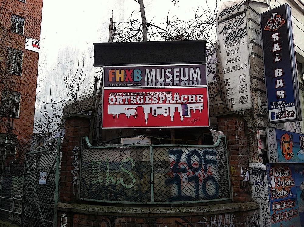 Museum FHXB Berlin