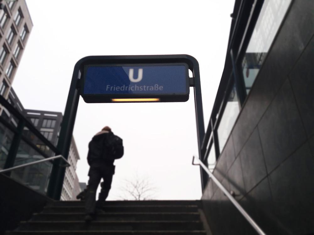 Station Friedrichstraße