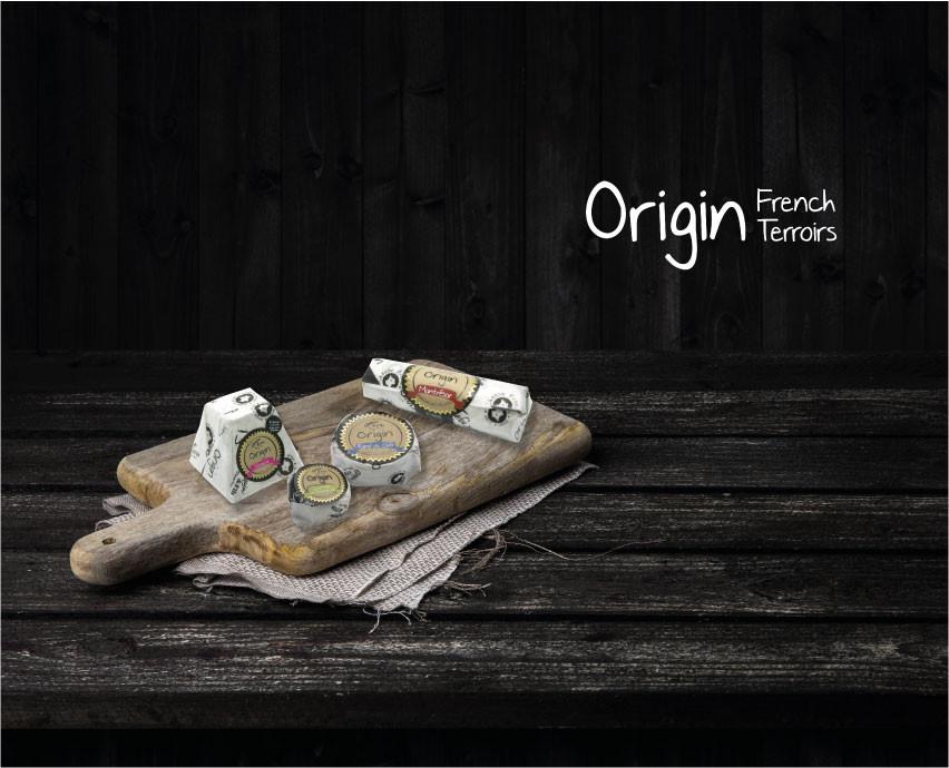 Design Gamme Origin