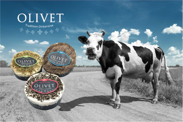 Relooking des packaging de la gamme Oliv