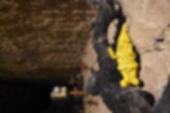 Entrée des souterrains Troglo Degusto