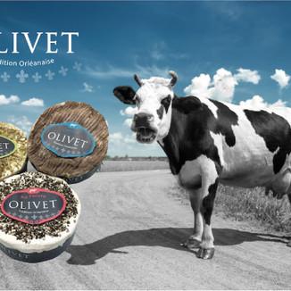 Design packaging Olivet
