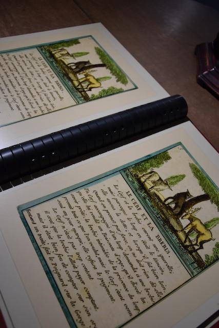 Livre narratif de la Maison du Cerf