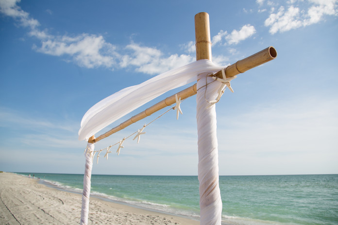 Destination Beach Wedding Captiva Photographer