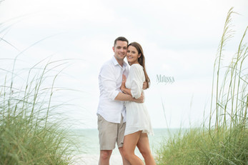 Casa Ybel Sanibel Engagement Photographer