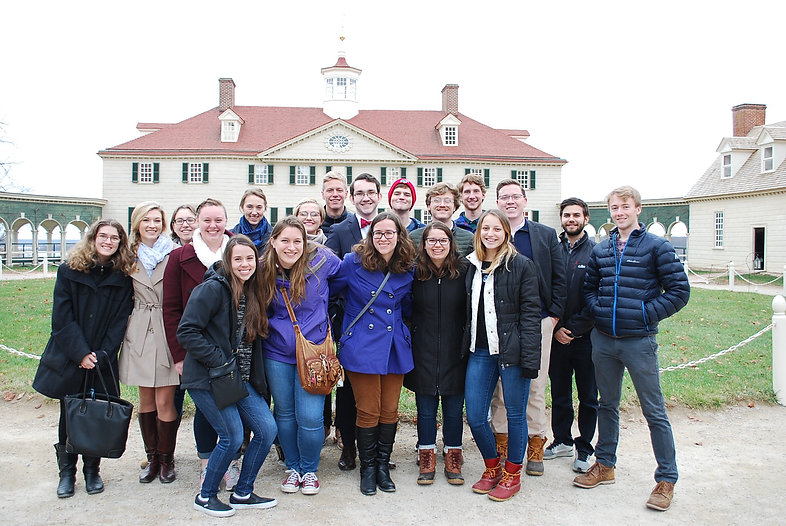 Lutheran College Washington Semester | An Experience of a Lifetime | Wasington, D.C. | Field Trip | Mount Vernon | George Washington | Explore