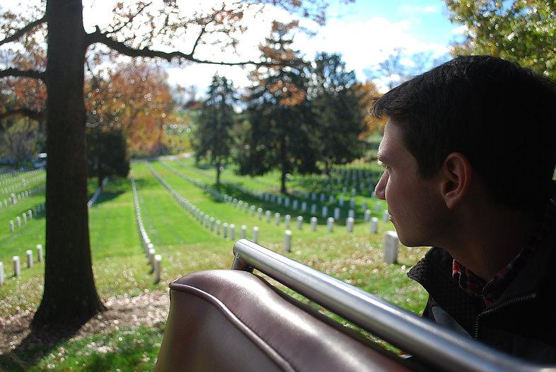 Lutheran College Washington Semester | An Experience of a Lifetime | Wasington, D.C. | Arligton Cemetery | Arlington Nationl Cemetery
