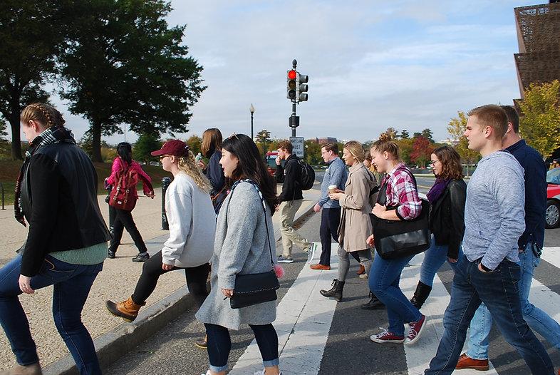 Lutheran College Washington Semester | An Experience of a Lifetime | Wasington, D.C. | National Mall | Field Trip