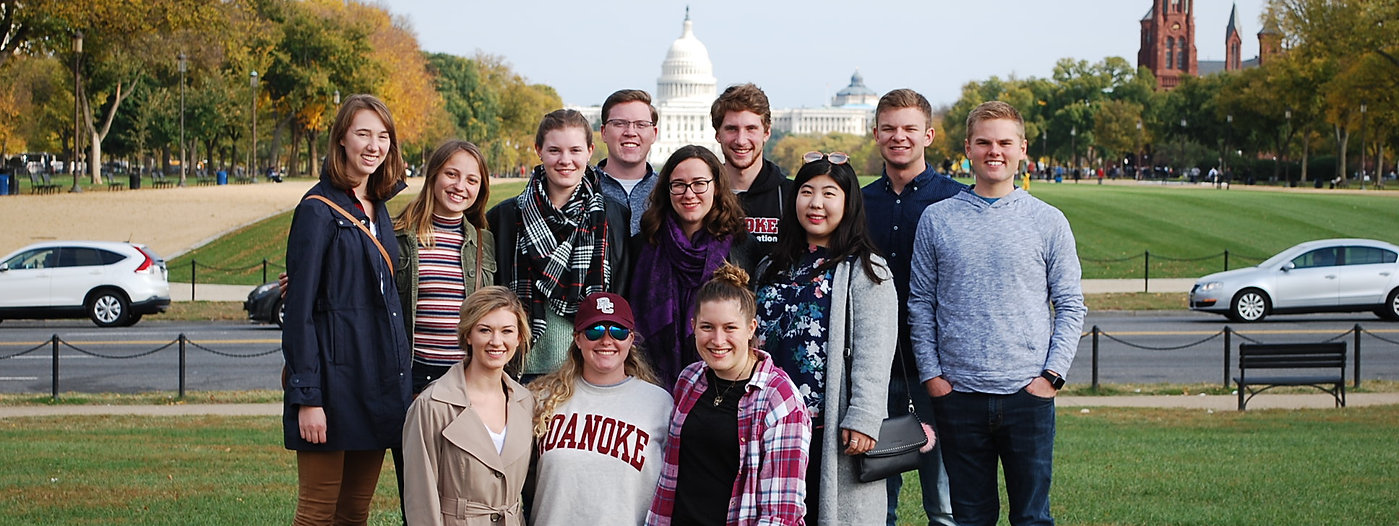 Lutheran College Washington Semester | An Experience of a Lifetime | Wasington, D.C. | Friendship | Students | National Mall | US Capitol