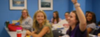 Lutheran College Washington Semester | An Experience of a Lifetime | Wasington, D.C. | Classroom | Students | Professor