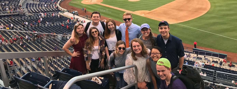 Lutheran College Washington Semester | An Experience of a Lifetime | Wasington, D.C. | Summer | Nationals