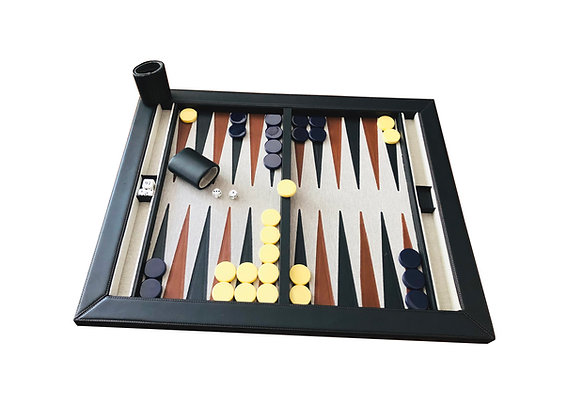 IMPERIAL PROFESSIONAL BACKGAMMON TABLETOP