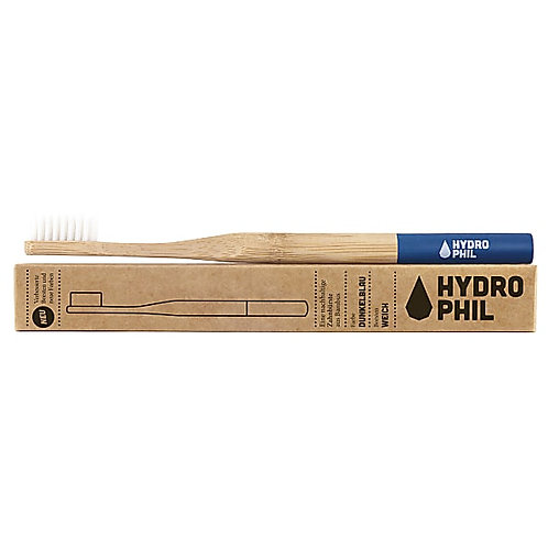 Brosse à dents ADULTE-SOUPLE | HYDROPHIL | Bambou & nylon végétal