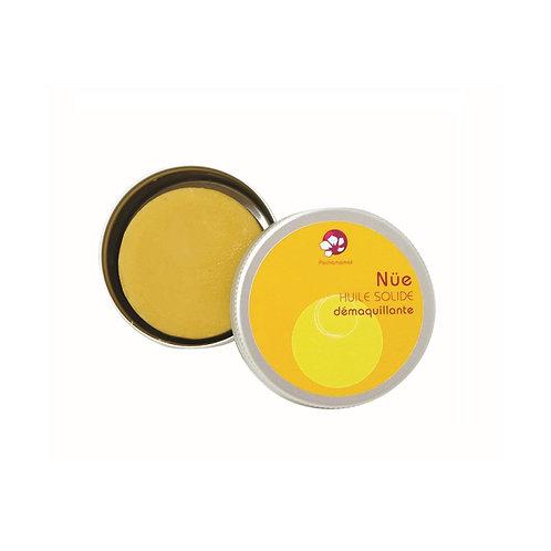 Huile démaquillante solide végane PACHAMAMAI | Sans huile essentielle | 25g