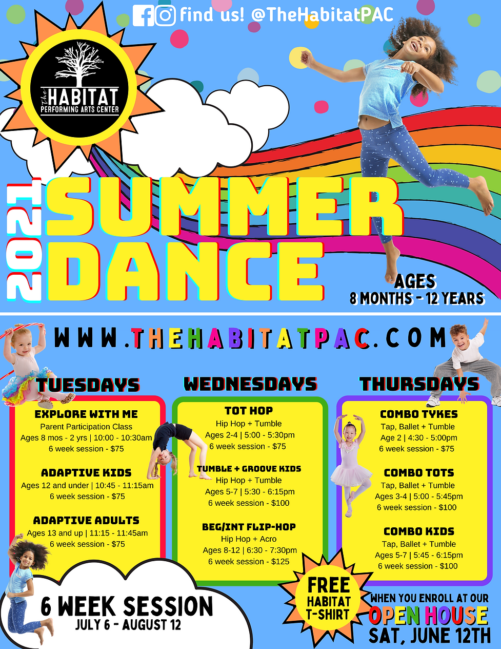 Dance Classes Kalamazoo