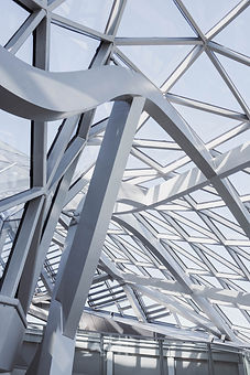 close-up-of-the-steel-frame-structure-an