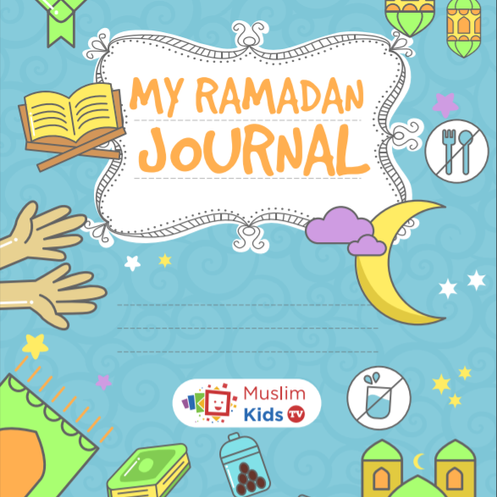 Free Ramadan Booklets ages 6-11