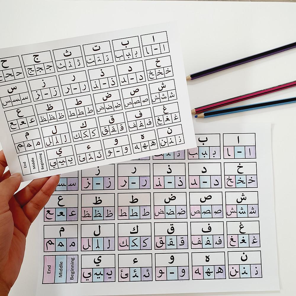 arabic-joint-letter-1