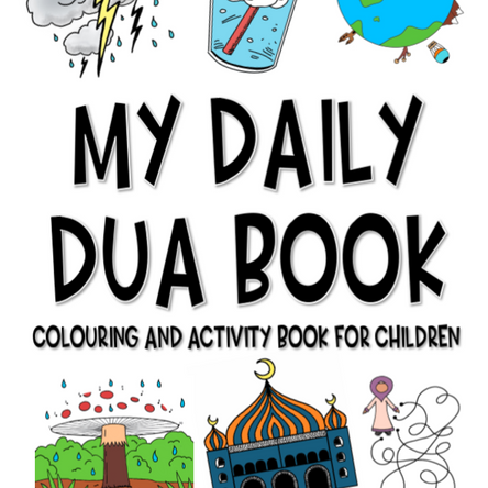 Printing the Daily Dua book at an affordable price
