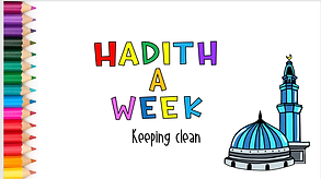 Hadith a week cleanliness pic.png