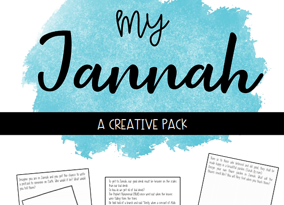 Jannah creative pack