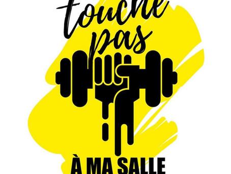 TOUCHE PAS À MA SALLE !