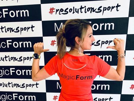 Mathilde, Ambassadrice de Magic Form au Marathon de Toulouse - Interview