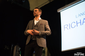 Project Inspire 2017 Richard Jones