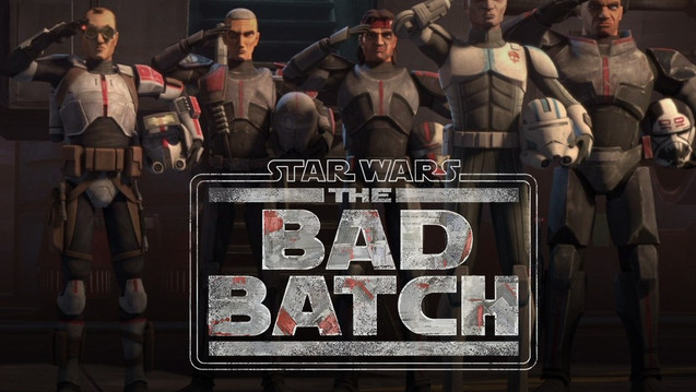 Star Wars: The Bad Batch. 2020