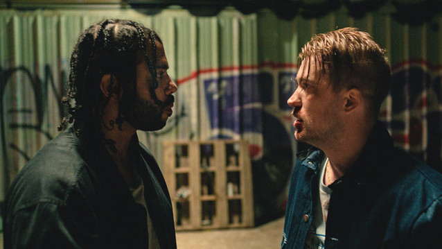 Blindspotting. 2018