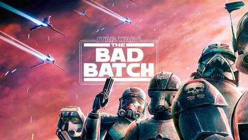 Star Wars: The Bad Batch. 2020