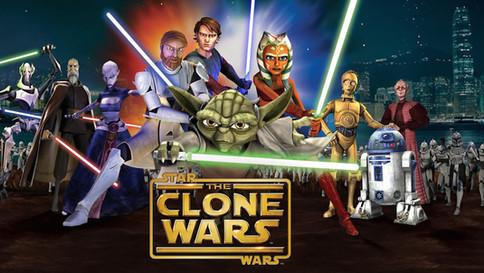 Star Wars: The Clone Wars. 2019