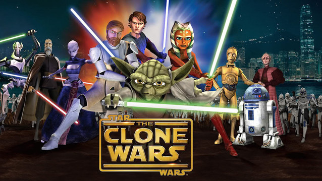 Star Wars: The Clone Wars. 2019