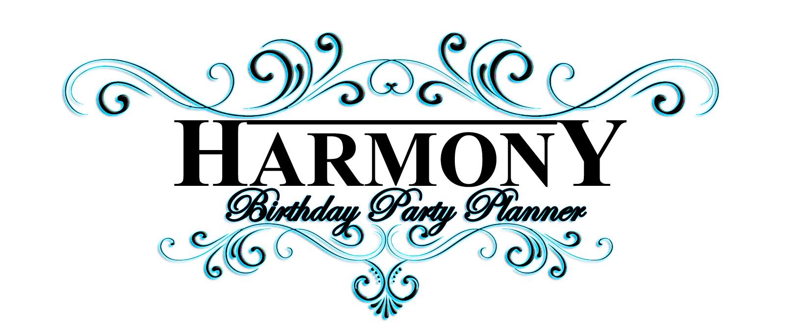 Harmony Birthday Party Planner