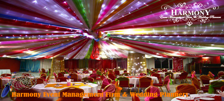 Full Venue Or Celling Decoration