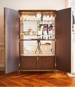 Cabinet à Liqueurs