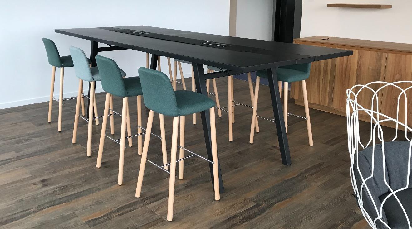 Table Réunion Boissière