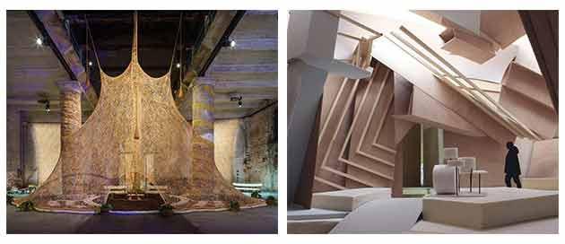 La Biennale de Venise.