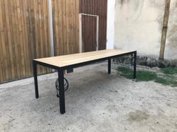 Table de Réunion Knock