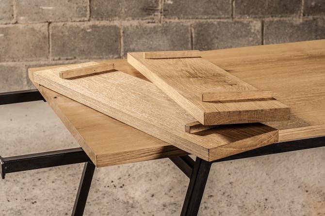 10 Raison de faire le choix d'une table sur-mesure