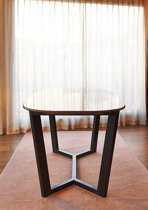 Table De Repas Marbre 6 Personnes