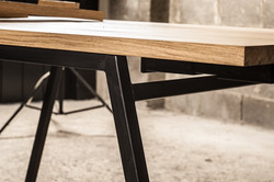 Bureau en bois
