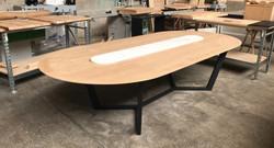Table de Réunion Perronnet - Marbre