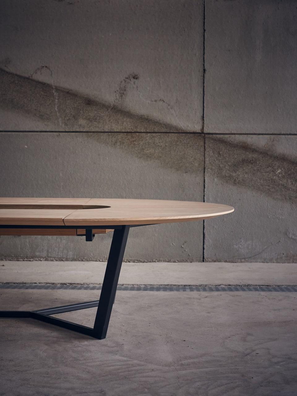 Table réunion Perronet