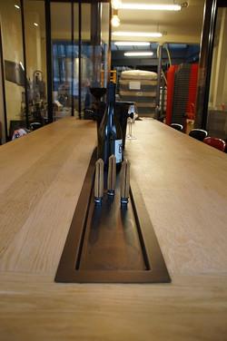 Table de Dégustation - Chêne