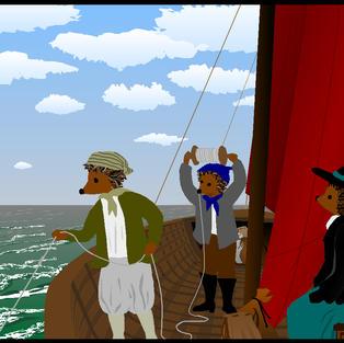 Voyage to Gruntsey