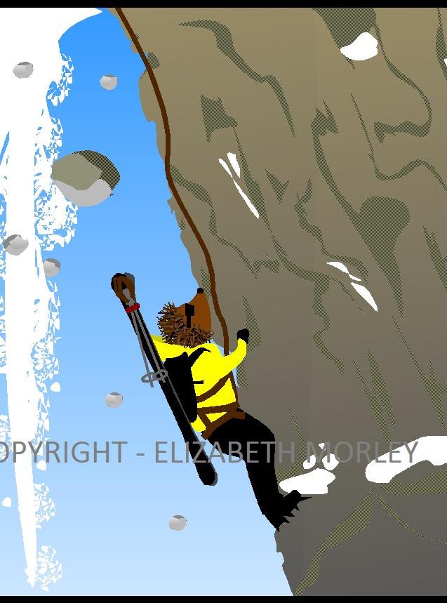 A Rock Fall