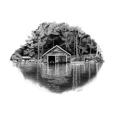 Winnipesaukee Boathouse