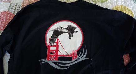 South End Rowing Club shirt