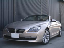 BMW645カブリオレ